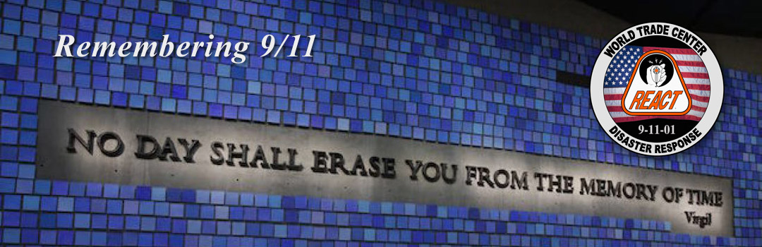 Remebering 9/11