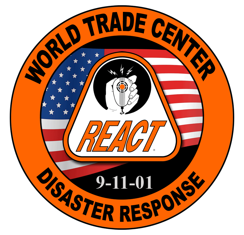 REACT Remembers September 11, 2001