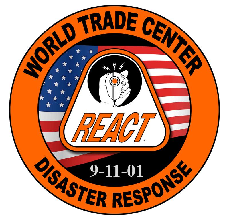 REACT Remembers September 11, 2001